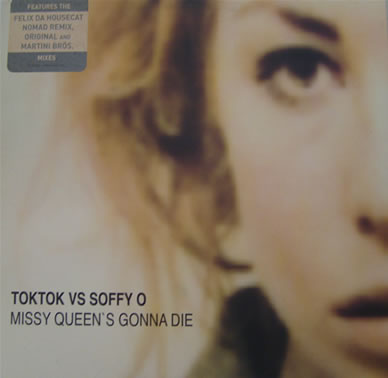 Toktok VS Soffy O - Missy Queens Gonna Die 12 inch vinyl