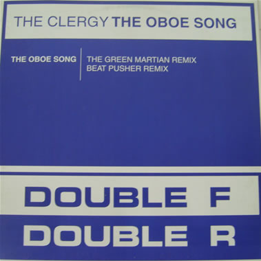 The Clergy - The Oboe Song 12 Inch Vinyl