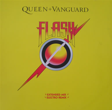 Queen + Vanguard - Flash 12 Inch Vinyl