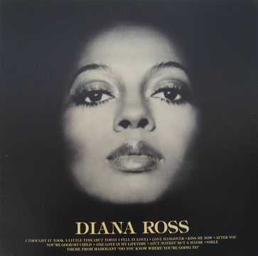 Diana Ross - Compilations Album 12 inch vinyl