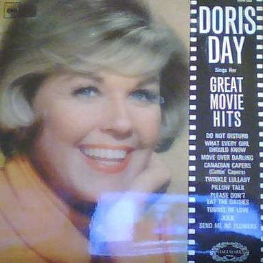Doris Day - Sings Her 'Great Movie Hits' 12 inch vinyl