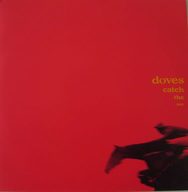 Doves - Catch The Sun 10 inch vinyl
