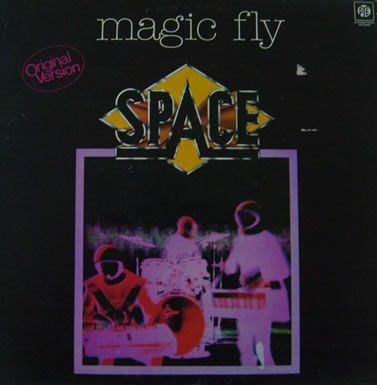 Space - Magic Fly 12 inch vinyl