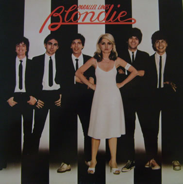 Blondie - Parallel Lines 12 inch vinyl