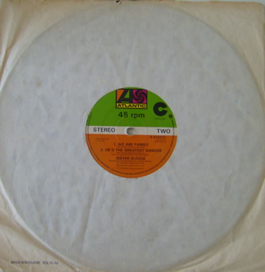 Sister Sledge - Thinking Of You 12 inch vinyl
