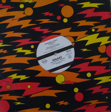 Galaxy feat Phil Fearon - Dancing Tonight 12 inch vinyl