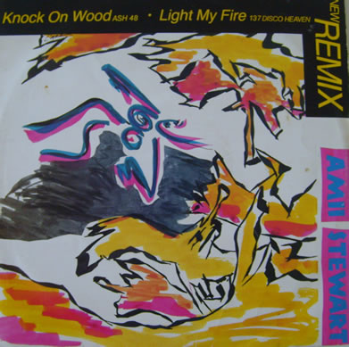 Amii Stewart - Knock On Wood 12 inch vinyl