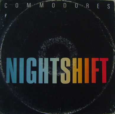 Commodores - Nightshift 12 inch vinyl