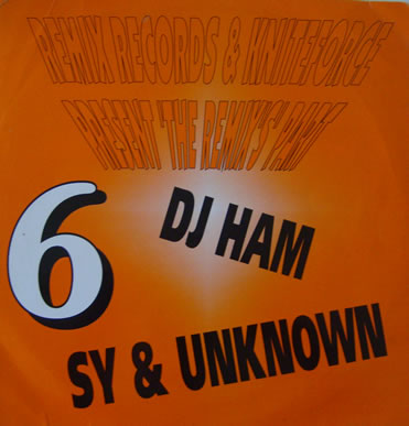 DJ Ham, SY & Unknown - Home 12 Inch Vinyl