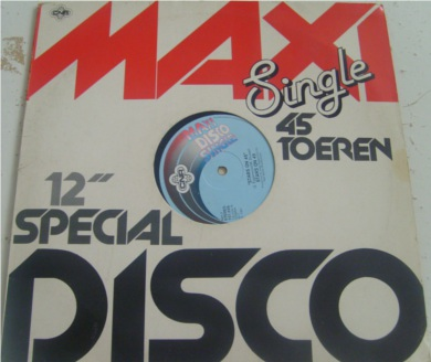 Stars On 45 - 1981 Mega Mix 12 inch vinyl