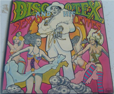Disc-o-tex And His Sex-o-lettes - Review 12 inch vinyl