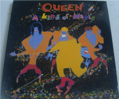 Queen - A Kind Of Magic 12 inch vinyl