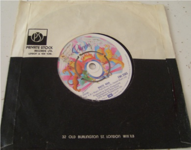 Queen - Somebody To Love 7 Inch Vinyl