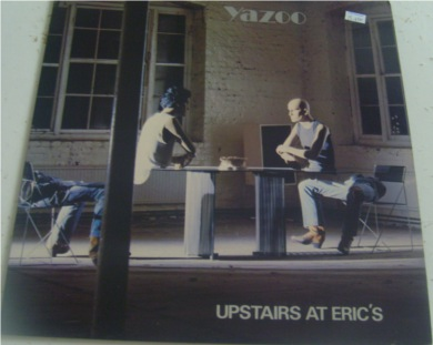 Yazoo - Upstairs At Erics 12 inch vinyl