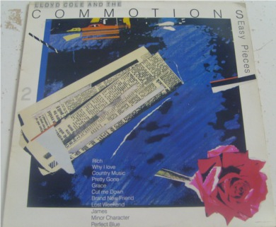 Lloyd Cole & The Commotions - Easy Pieces 12 inch vinyl