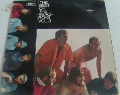 Beach Boys - Best of Vol 3 12 inch vinyl