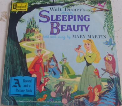 Walt Disney's Sleeping Beauty 12 Inch Vinyl