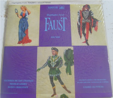 Faust - Highlights From 12 Inch Vinyl