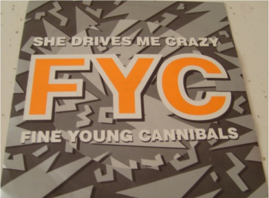 Fine Young Cannibals - She Drives Me Crazy 7 inch vinyl