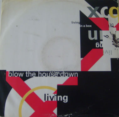 Living In A Box - Blow The House Down 12 inch vinyl
