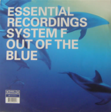 System F - Out Of The Blue 12 inch vinyl