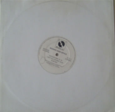Sugar And Spice - Downtown 12 Inch Vinyl
