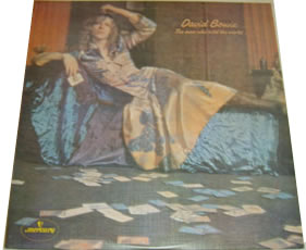 David Bowie - The Man Who Sold the World 12 Inch Vinyl