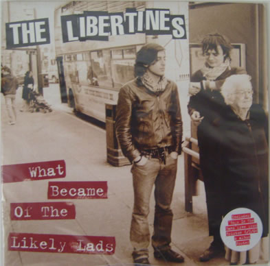 The Libertines - What Became Of The Likely Lads 7 Inch Vinyl
