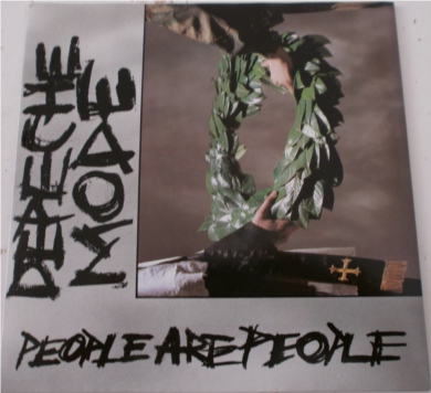 Depeche Mode - People Are People 7 inch vinyl