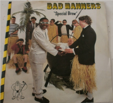 Bad Manners - Special Brew 7 inch vinyl