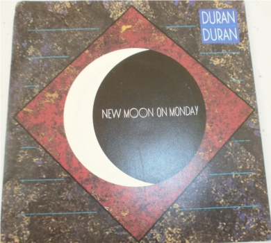 Duran Duran - New Moon On Monday 7 inch vinyl