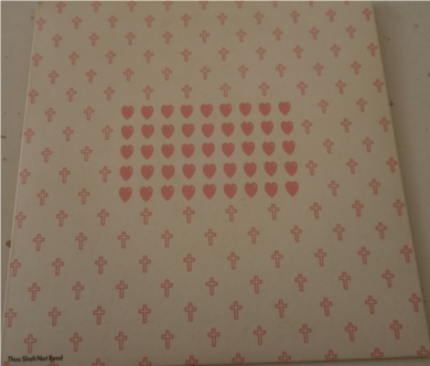 Frankie Goes To Hollywood - The Power Of Love 7 Inch Vinyl