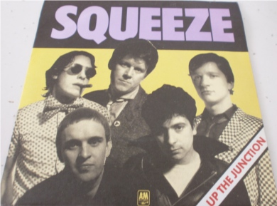 Squeeze - Up The Junction 7 Inch Vinyl