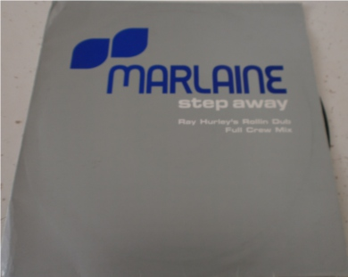 Marlaine - Step Away 12 Inch Vinyl