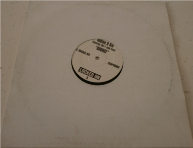 Robloe & Kin feat Nor-T Jack Fever - Bounce 12 inch vinyl