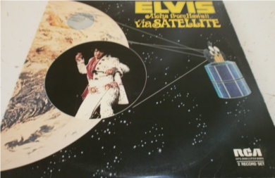 Elvis - Aloha From Hawaii via Satallite 12 inch vinyl