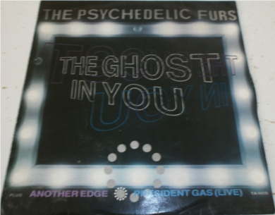 The Psychedelic Furs - The Ghost In You 12 Inch Vinyl