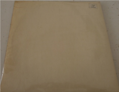 The Beatles - The White Album FRENCH COPY 12 inch vinyl