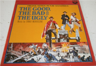 The Good The Bad & The Ugly 12 Inch Vinyl