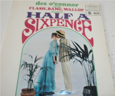 Half a Sixpence 12 Inch Vinyl