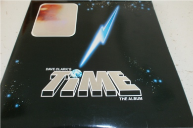 Dave Clarkes - Time - all inserts mint 12 Inch Vinyl
