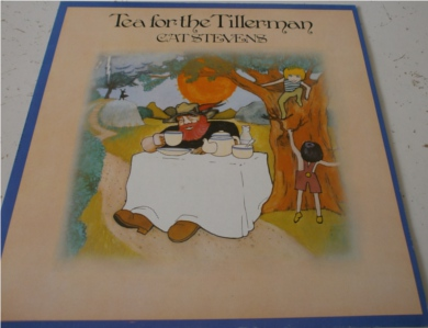 Cat Stevens - Tea For The Tillerman 12 inch vinyl