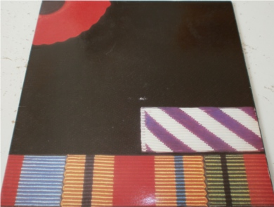 Pink Floyd - The Final Cut includes cuttings from news papers in 1983 12 inch vinyl