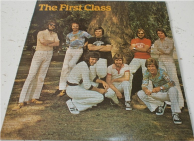 The First Class - The First Class 12 inch vinyl