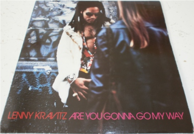 Lenny Kravitz - Are You Gonna Go My Way 12 inch vinyl