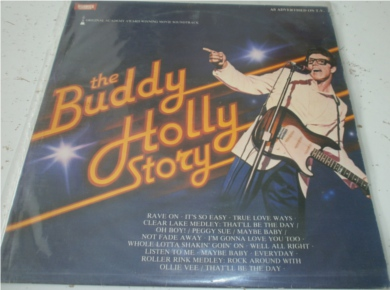 The Buddy Holly Story 12 Inch Vinyl