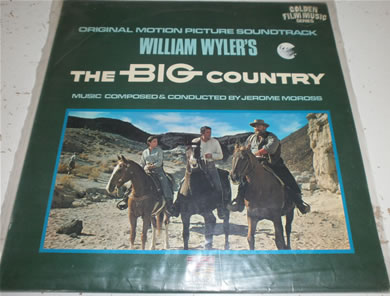 The Big Country 12 Inch Vinyl