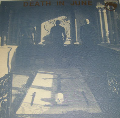 Death in June - Nada 12 inch vinyl