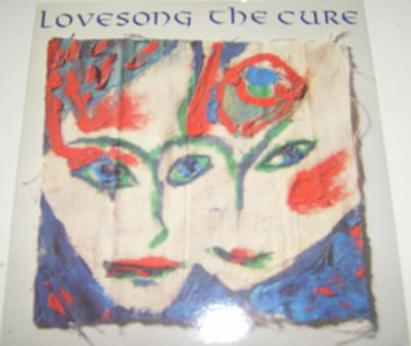 The Cure - Lovesong 7 Inch Vinyl