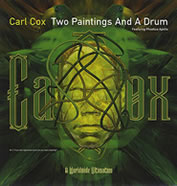 Carl Cox - 2 Paintings And A Drum